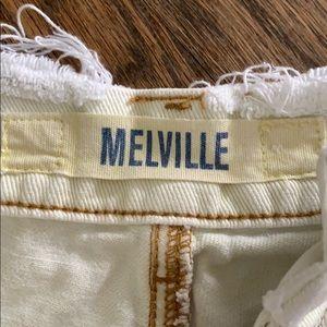 Brandy Melville Shorts - Brandy Melville jean shorts